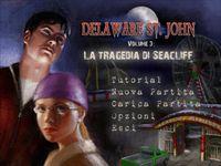 Delaware St John Volume 3 Tragedia sulla scogliera