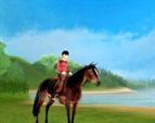 Horsez la scuderia nella valle