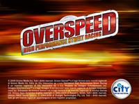 Overspeed High Performance Street Racing